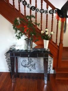 Halloween Table Cloth Ideas